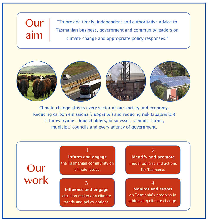 Our aims
