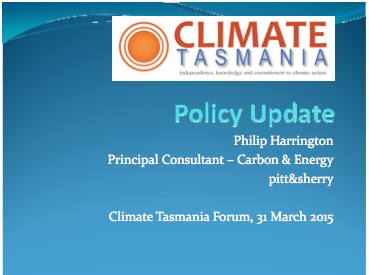 Policy update cover
