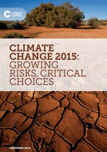 Climate Council risk